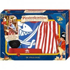 Verkleedset Piraat Sharky VE1