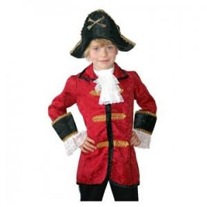 Verkleedset Kapitein Haak 6-8 jaar