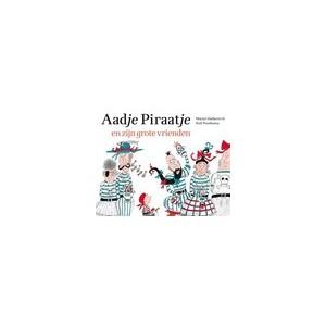 aadje piraatje en zijn...