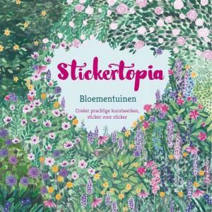 Stickertopia : bloementuinen