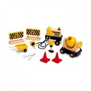 Constructie uitrusting