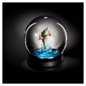 sneeuwbol dolfijn - 1 *