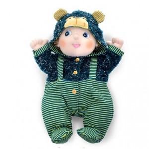 Rubens baby: overall teddybeer