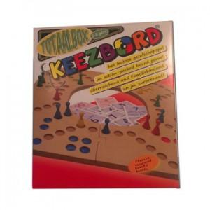 Keezbord Totaalbox hout 2 -...