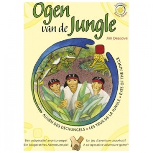 Ogen van de jungle