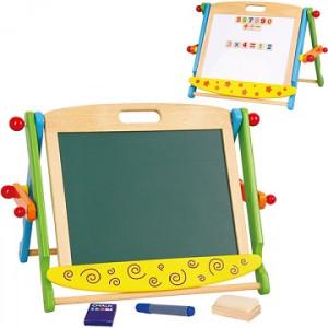 Schoolbord,magnetisch...