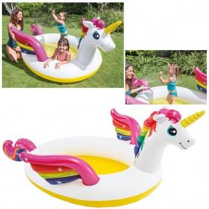 Opblaas zwembad Unicorn...