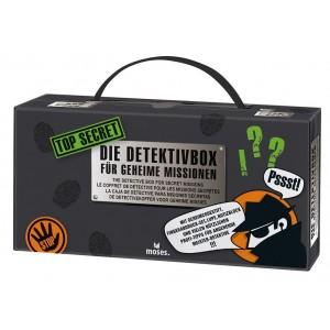 Top secret detective box