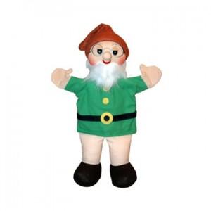handpop dwerg groen 30 cm