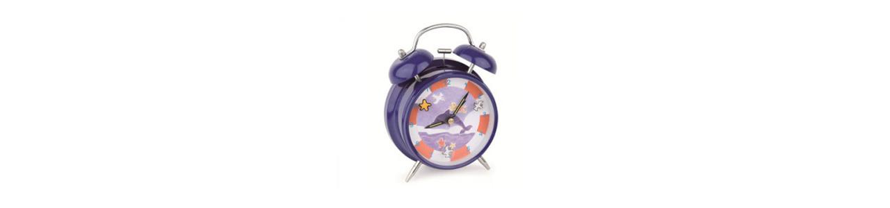 Leuke kinderklokken en wekkers vind je bij Kleine Reus!