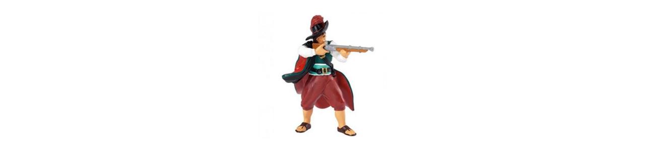 Schleich en Papo piraten collectie vind je bij Kleine Reus!