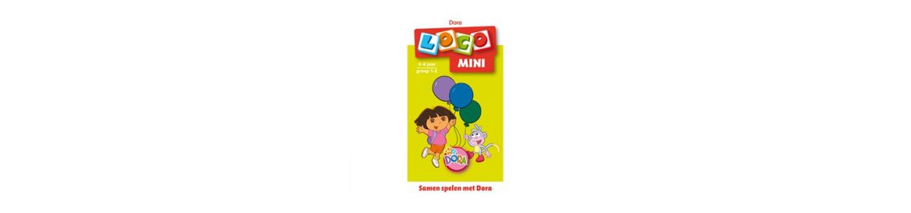 Loco mini en maxi letterspellen vind je bij Kleine Reus!