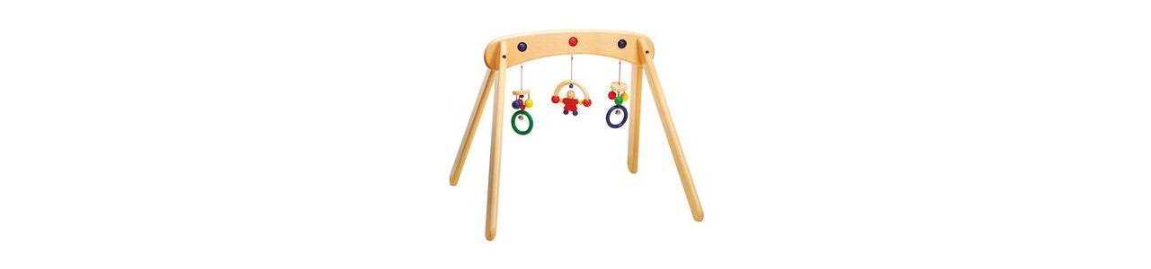 Speelkleden en babygyms vind je bij Kleine Reus!