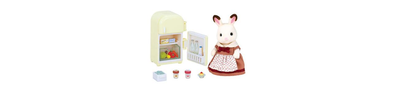Sylvanian Families poppenhuis en accessoires vind je bij Kleine Reus!