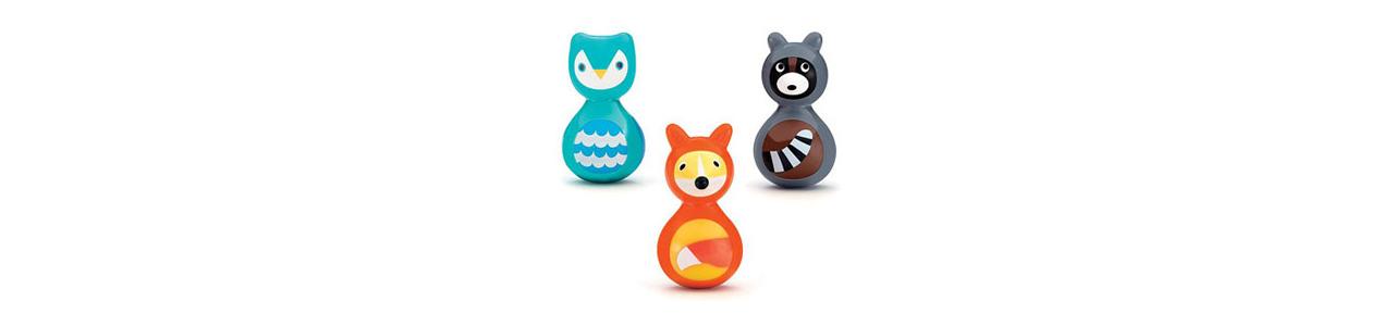 Baby speelgoed vind je bij Kleine Reus!