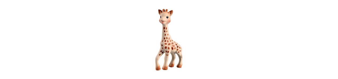 Sophie de Giraf vind je bij Kleine Reus!