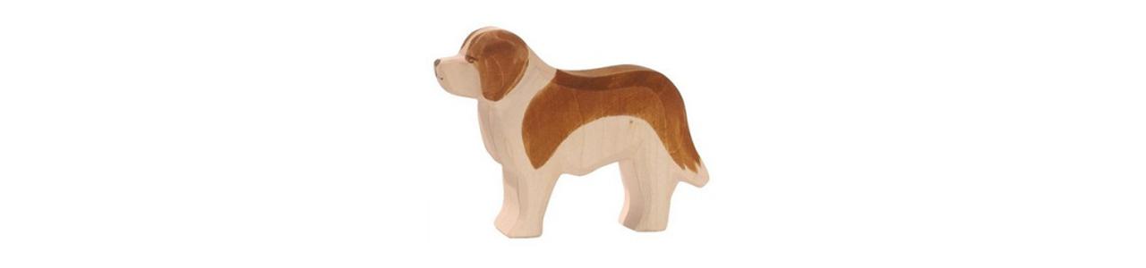 Ostheimer houten dieren vind je bij Kleine Reus!