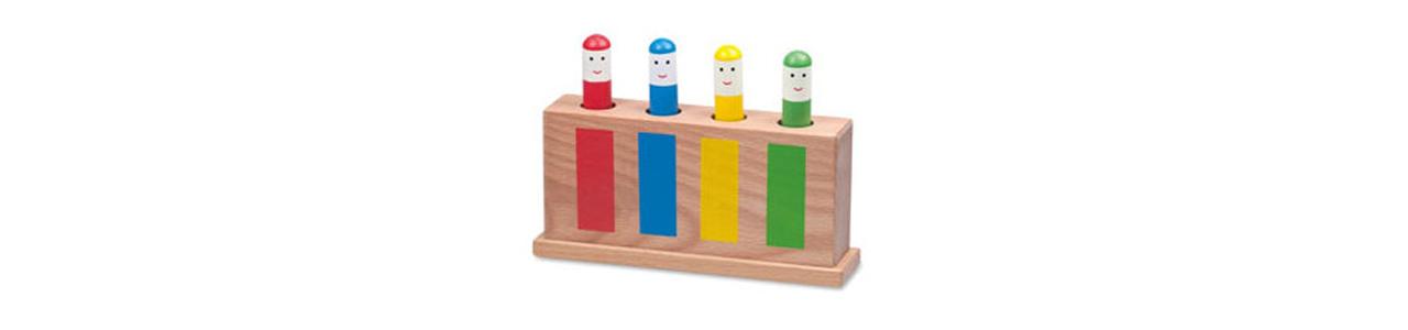 Educatief en ontwikkelings speelgoed vind je bij Kleine Reus!