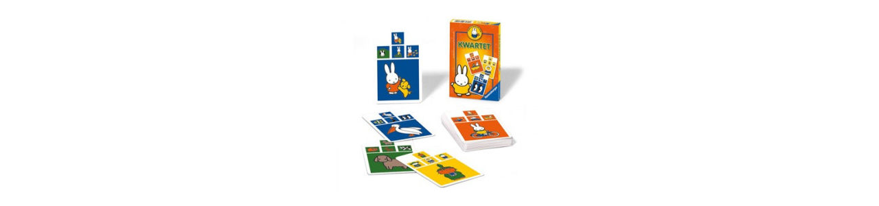 Leuke kaartspelletjes vind je bij Kleine Reus!
