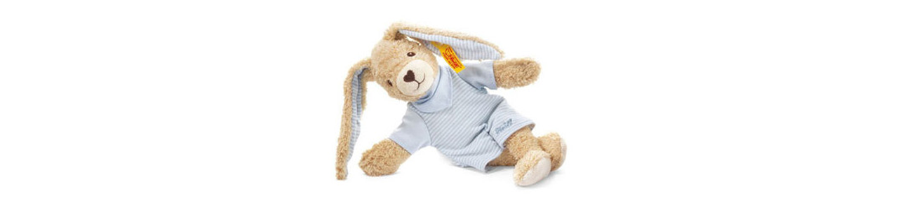 Knuffels voor baby's vind je bij Kleine Reus!