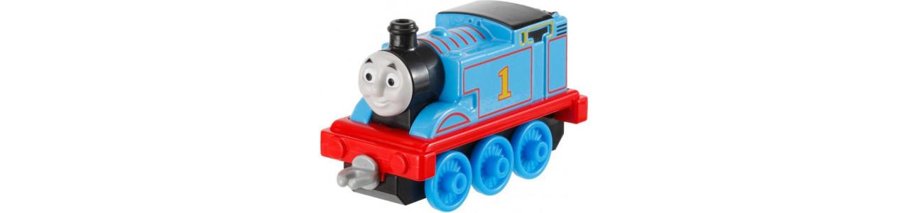 Thomas de trein vind je bij Kleine Reus!