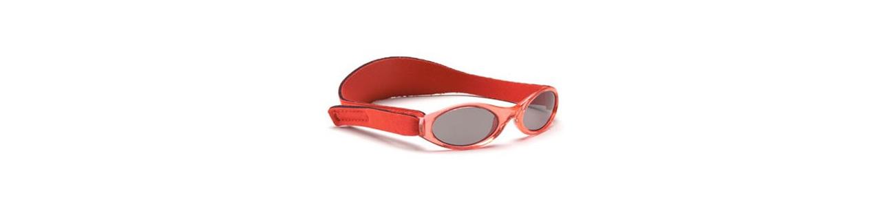 Zonnebrillen voor baby's vind  je bij Kleine Reus!