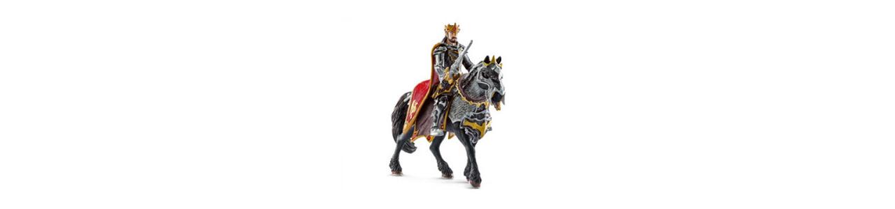 Schleich en Papo ridders collectie vind je bij Kleine Reus!