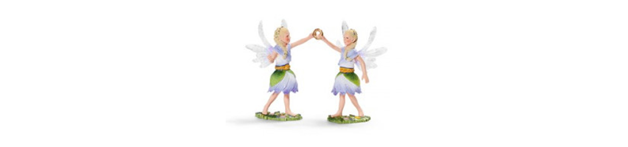 Schleich en Papo fantasy collectie vind je bij Kleine Reus!
